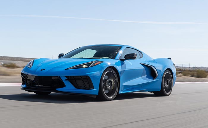 Consumer Guide Automotive Names the 2021 Corvette a Best Buy