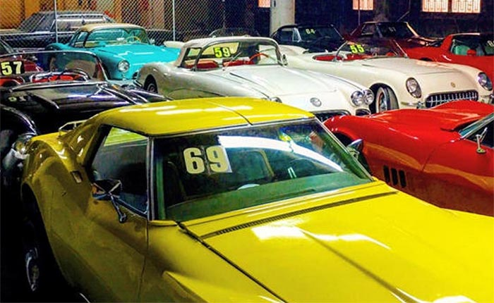 Give the Gift of Winning a Lost Corvette for the Holidays