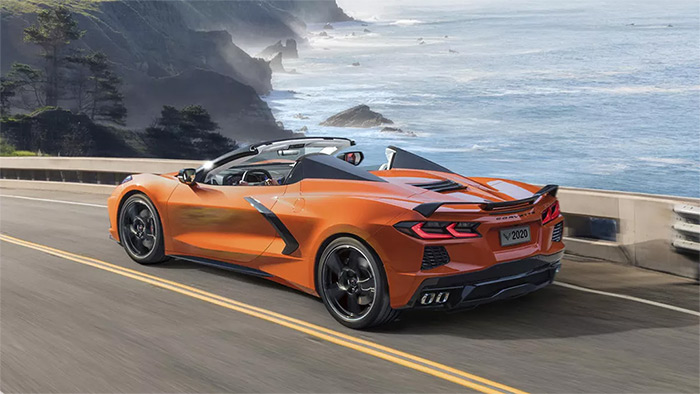 The Final 2020 Corvette Stingray Will Go To A Customer