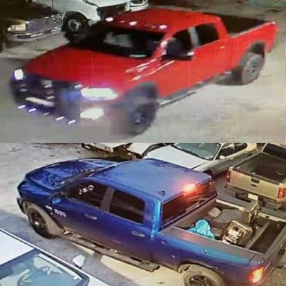 [STOLEN] Missouri Police Searching For This Black C4 Corvette