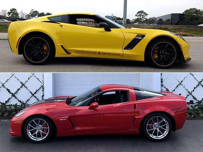 This or That: Which Supercharged Corvette for Sale Would You Choose?