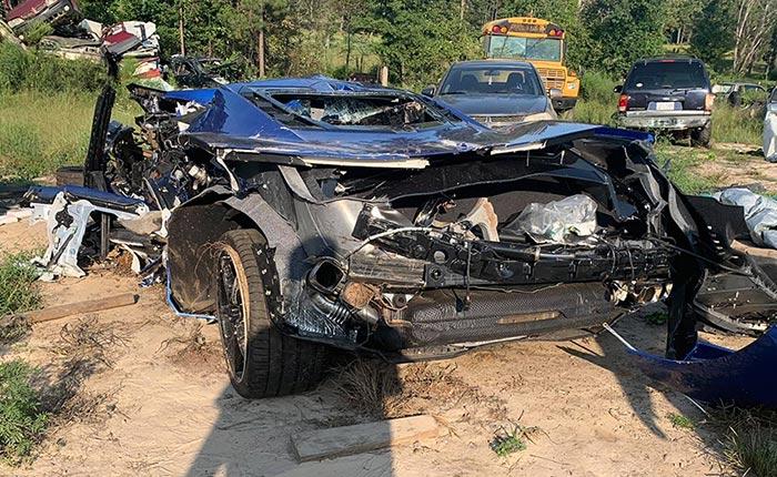 [ACCIDENT] 2020 Corvette Wrecks at 115 MPH