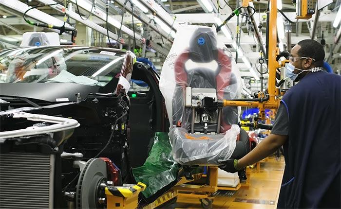 Final 2020 Corvette Model Year Production Update
