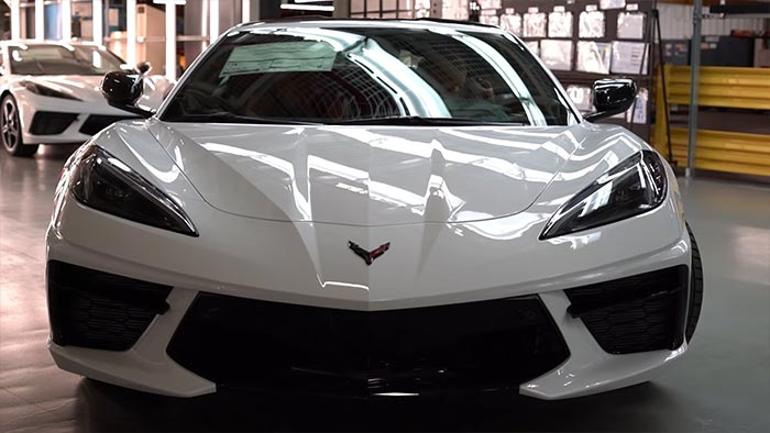 Final 2020 Corvette Model Year Production Update