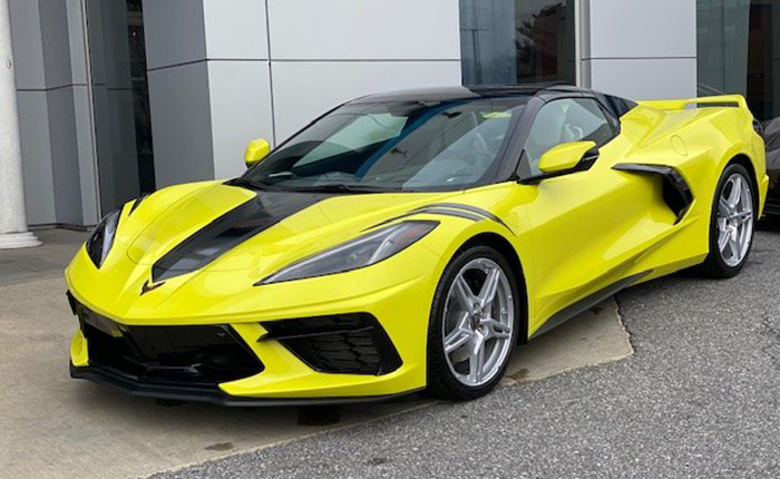 Corvette Delivery Dispatch with National Corvette Seller Mike Furman for Dec 13th