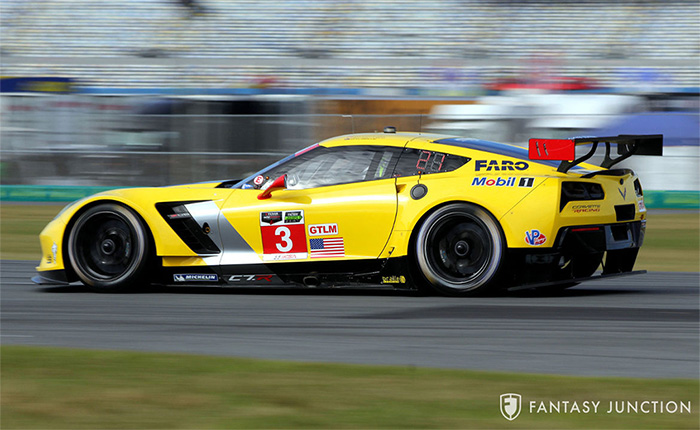 Corvettes for Sale: You Can Own the Corvette C7.R Chassis No. 003 that Won at Sebring, Daytona