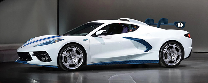 Donate today to the Chip Miller Amyloidosis Foundation and Win this Custom Cunningham C8 Corvette!