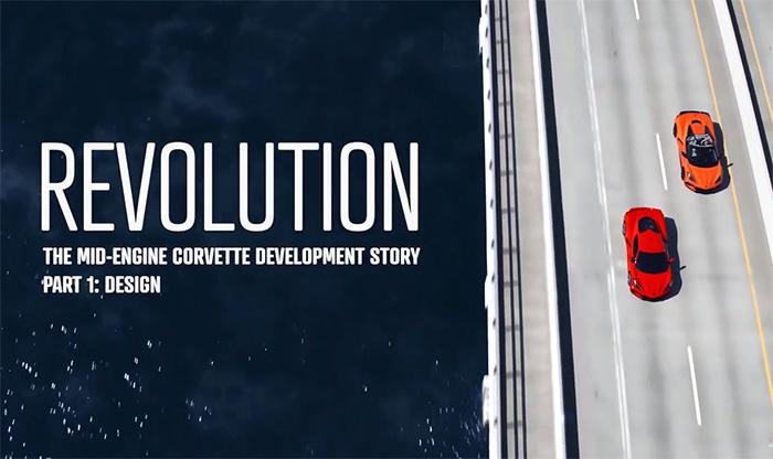 [VIDEO] Revolution: The Mid-Engine Corvette Development Story - Part 1