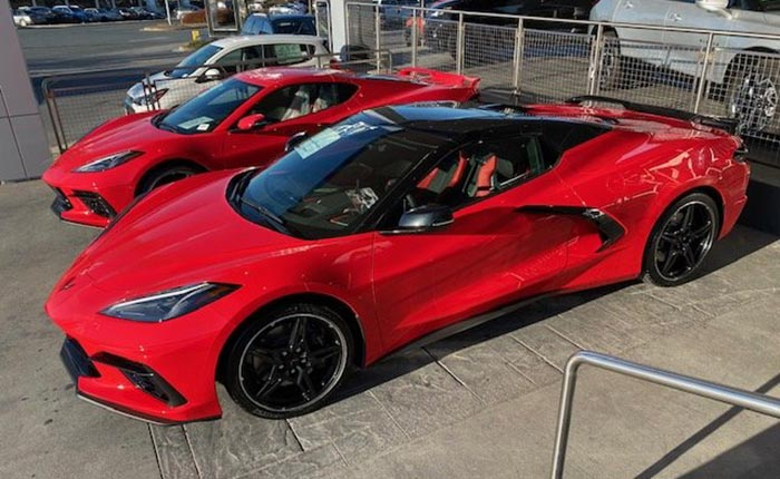 Corvette Delivery Dispatch with National Corvette Seller Mike Furman for Dec 27th