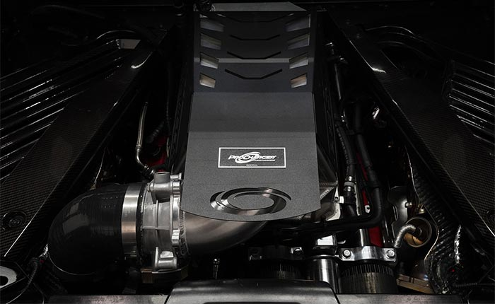[VIDEO] Procharger Supercharger System for C8 Corvette Makes 700 horsepower