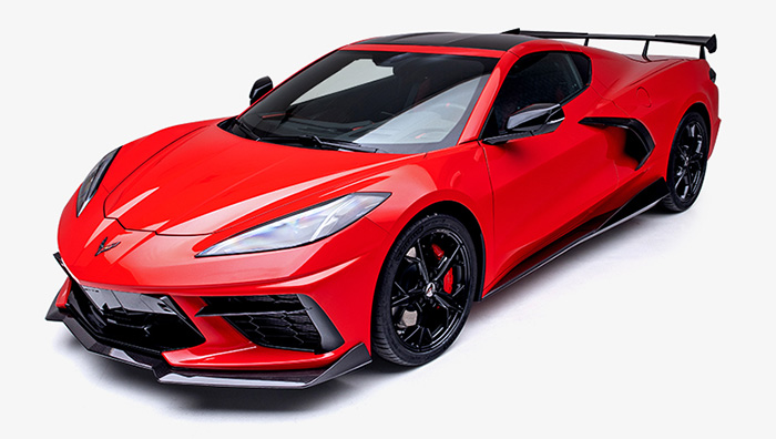 The Final Days of the Corvette Dream Giveaway are Here and CorvetteBlogger Readers Get Double Entries