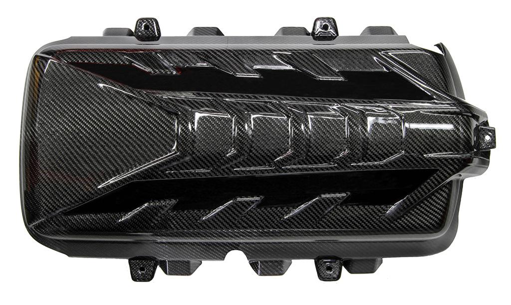 Nowicki Autosport Releases New Carbon Fiber C8 Engine Cover