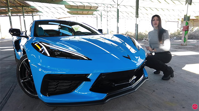 [VIDEO] Sarah-n-Tuned Offers a Unique Review of the 2020 Corvette