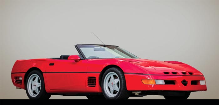 1988 Callaway convertible