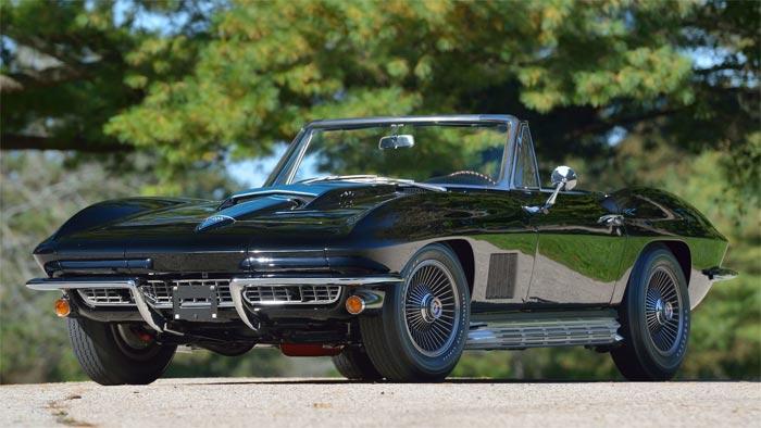 First 1967 Corvette L88