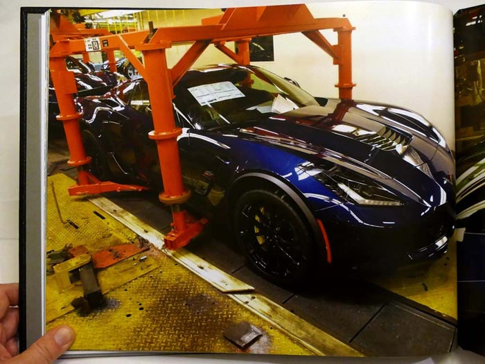 [PICS] Commemorate the Build of Your 2020 Corvette with a Photo Album from the Corvette Museum