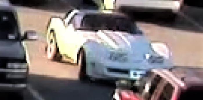 [STOLEN] 1980 Corvette Stolen from a Walmart Parking Lot in South Carolina