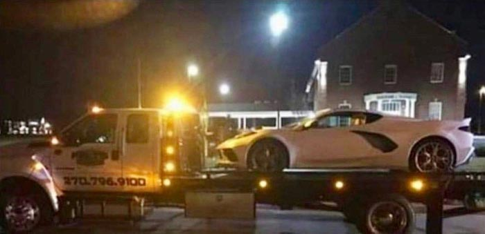 [RUMOR] Were These C8 Corvette Drivers Busted for Street Racing?