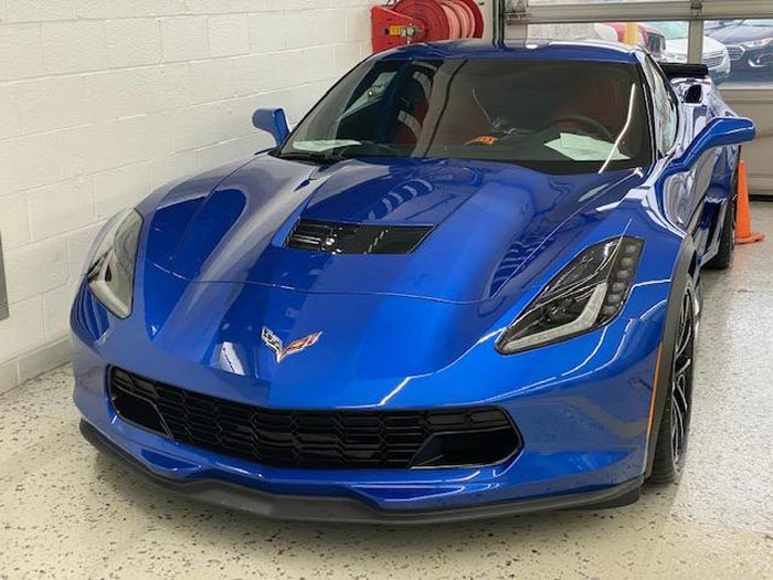 Corvette Delivery Dispatch with National Corvette Seller Mike Furman for Jan 12th