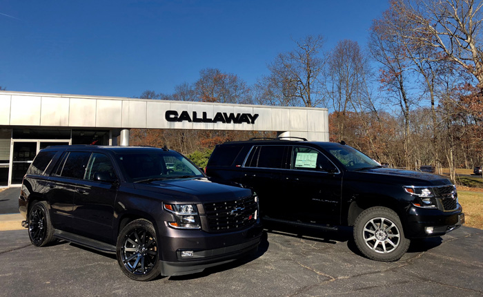 No Reason to Wait for a Corvette SUV When the Callaway Tahoe Offers Unexpected Performance