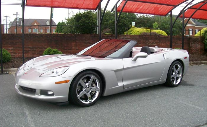 STUDY: Corvette Ranks as One of the Sports Cars People Keep the Longest