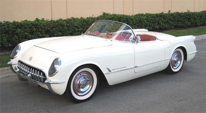 [STOLEN] Owner Searching for Rare 1954 Corvette Stolen From Orlando Suburb in December