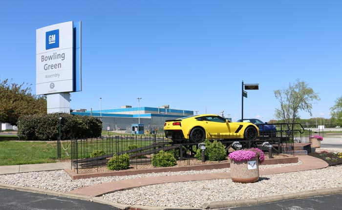 Corvette Assembly Plant Promotes Temporary Workers and Gears Up for 2nd Shift
