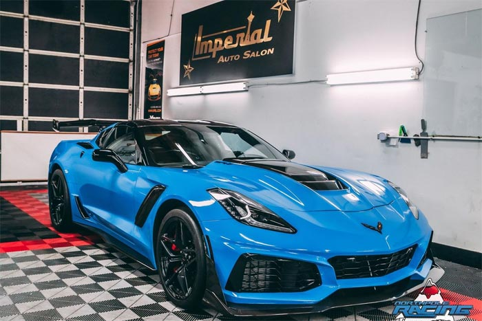 The C8 Corvette Needs a 'Paint to Sample' Program