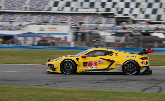 Jordan Taylor Joins Corvette Racing