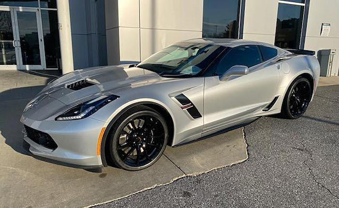 Corvette Delivery Dispatch with National Corvette Seller Mike Furman for Jan 19th