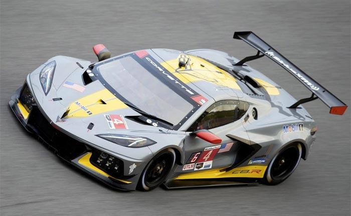 Corvette Racing at Daytona: Corvette C8.R Set for Spotlight
