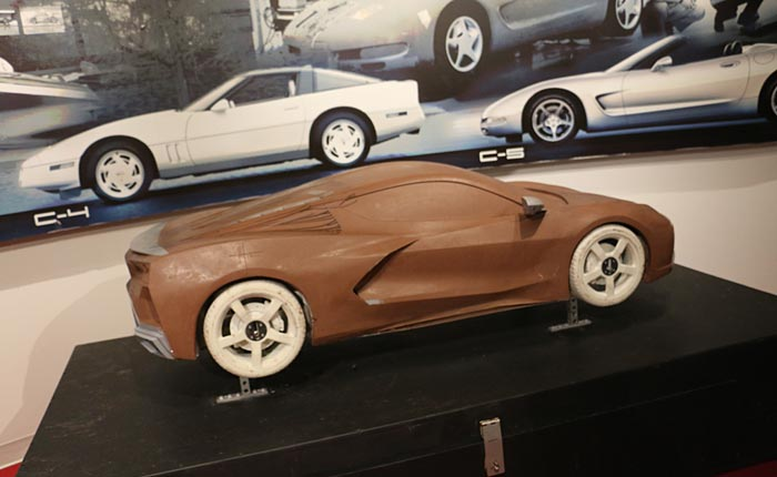 Corvette Museum to Close Three Exhibit Areas From February 1st-8th for Renovations