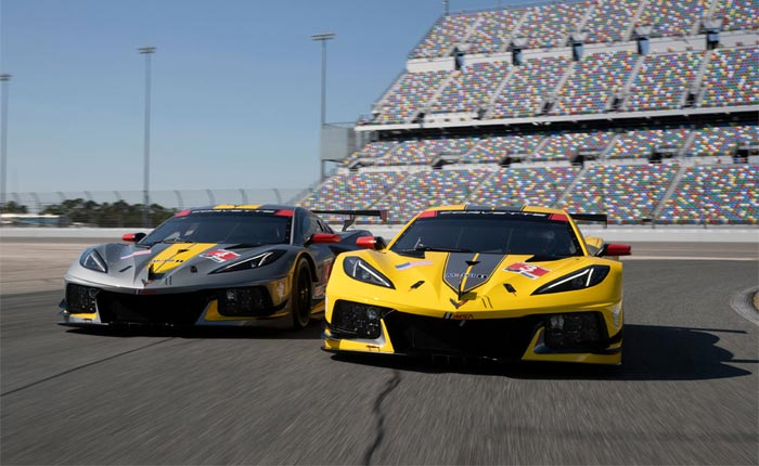 How to Watch the Corvette C8.Rs at the 2020 Rolex 24 at Daytona