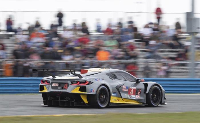 Corvette Racing at Daytona: Second-Row Start for Corvette C8.R Debut