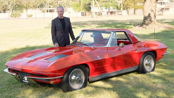 [VIDEO] Michael Brown Profiles a Fabulous Collection of Three 1963 Pilot Line Corvettes Now Offered for Sale
