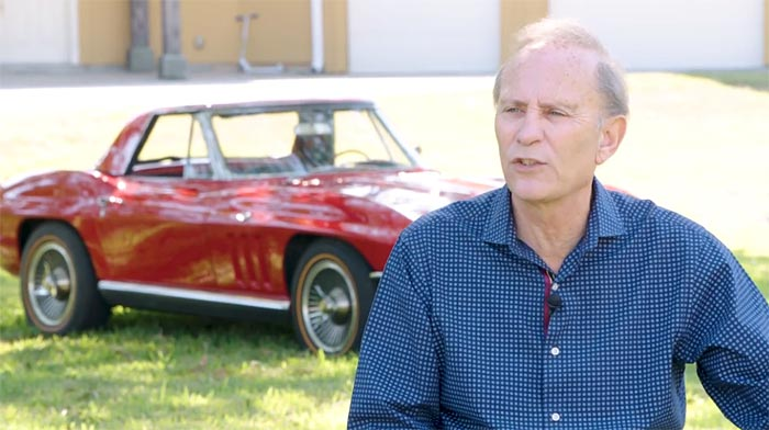 [VIDEO] Michael Brown Profiles a Fabulous Collection of Three 1963 Pilot Line Corvettes Now Offered for SaleE