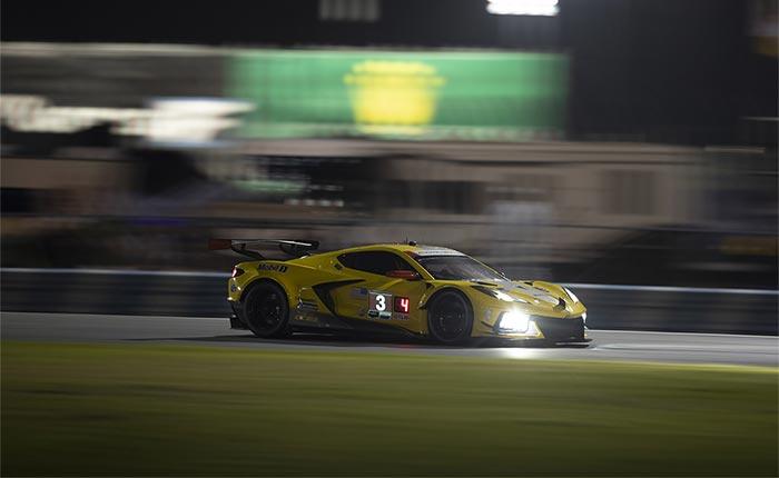 Corvette Racing at Daytona: 12 Hour Report
