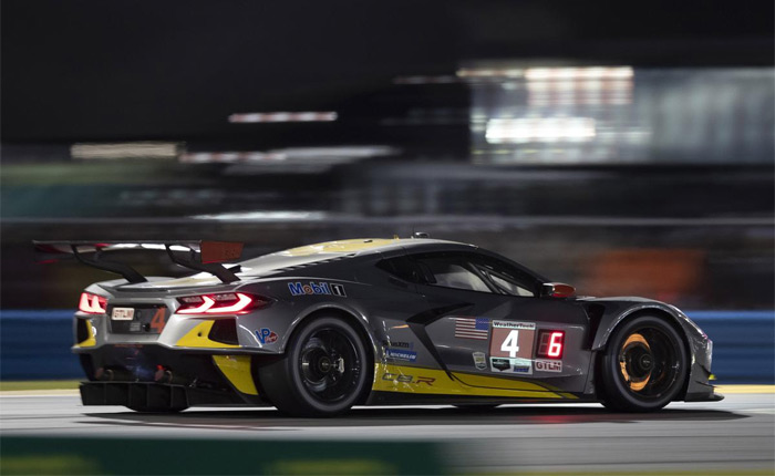 Corvette Racing at Daytona: Record Distance in C8.R Debut