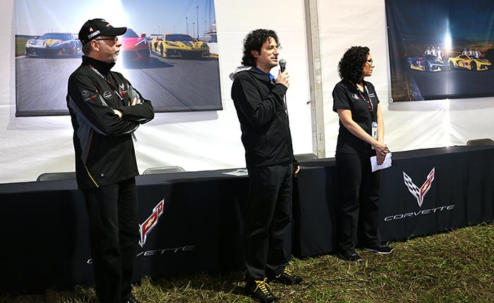 [VIDEO] Corvette Presentation at the 2020 Rolex 24 at Daytona