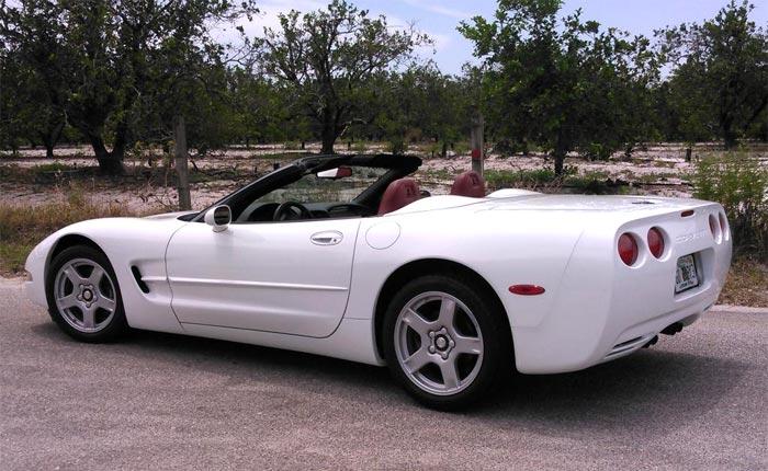 C5 Corvette Convertible