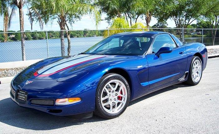 C5 Corvette Z06 Commemorative Edition
