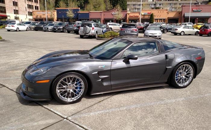 C6 Corvette ZR1