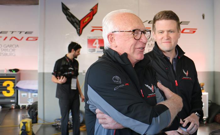 [VIDEO] Corvette Racing Garage Discussion with Doug Fehan and Ben Johnson at Daytona