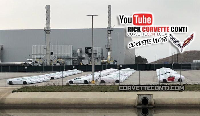 The Second Shift at the Corvette Assembly Plant Started this Week