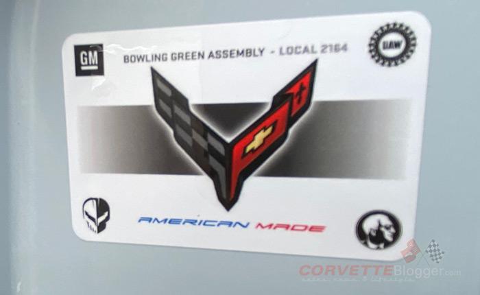[PIC] Iconic 'Zora Head' Logo Found on the 2020 Corvette