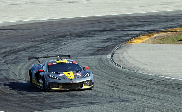 Corvette Racing Is On the Provisional Entry List for the WEC Race at Sebring