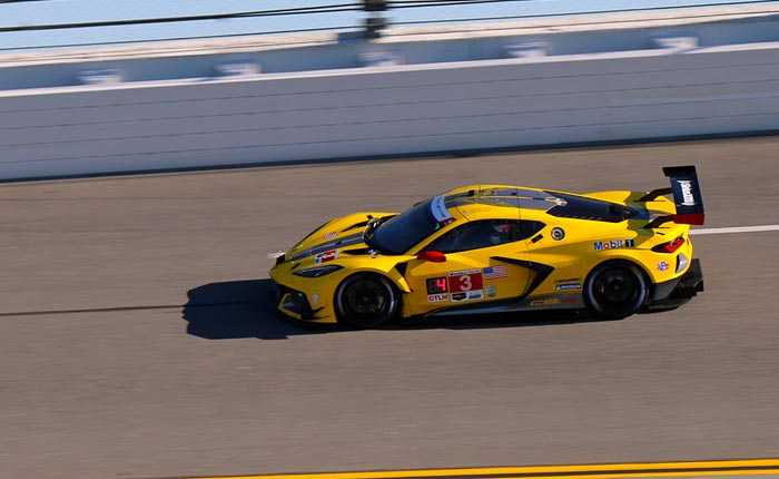 Corvette Racing Is On the Provisional Entry List for the WEC 1,000 Mile Race at Sebring
