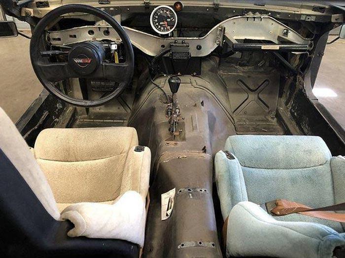 Found on Facebook: 1984 Corvette Vette Kart For Sale in Georgia
