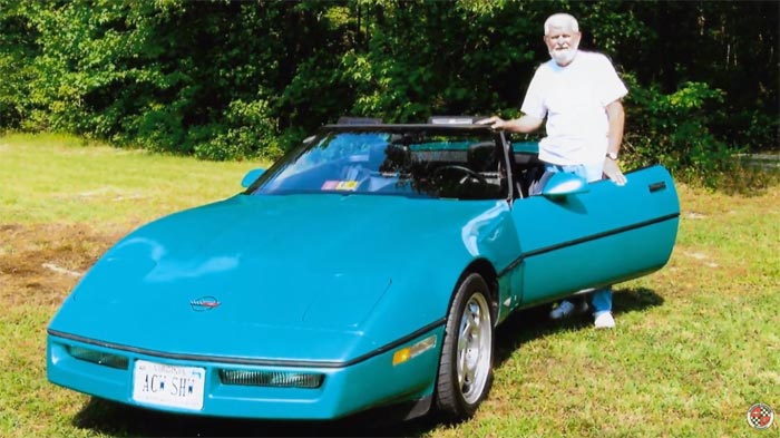 [VIDEO] 1990 Indy 500 Festival Corvette Donated to the National Corvette Museum