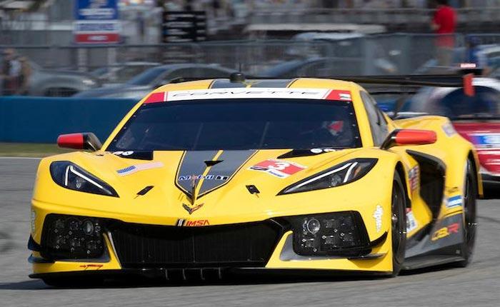 Corvette Racing Adds FIA WEC Rounds to Continue Corvette C8.R Development